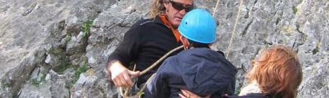 Escalade à Morgiou avec «la Chrysalide» – Parc National des Calanques