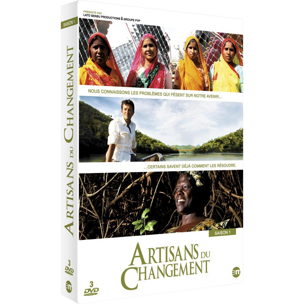 Artisans du changement - Coffret 10 DVD