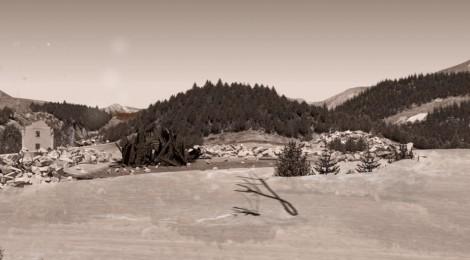 Mise en eau du barrage de serre-ponçon