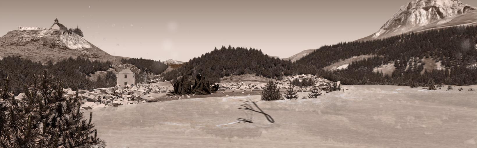 Muséoscope du Lac - Mise En Eau