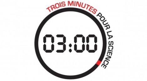3 minutes pour la science