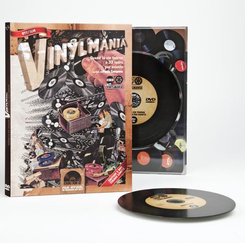 Vinylmania - Quand la vie tourne à 33 tours/min