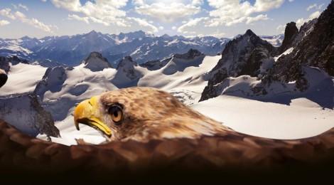 Le défi de l'aigle