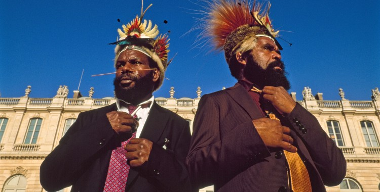 (Français) La tribu des américains